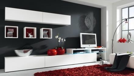 Schicke Alleskönner: Wie Sie weiße Möbel kombinieren