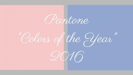 Wohntrend: Wie style ich die Pantone Farben 2016?