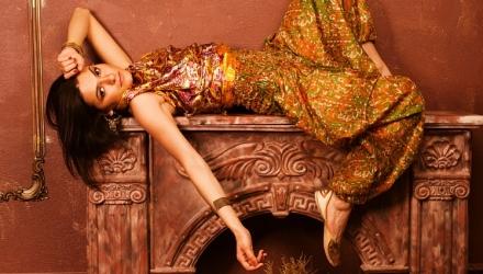 Trend: Wohnzimmer im Marrakesch-Stil