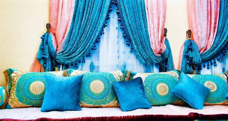 Marrakesch Stil Mit Opulenten Farben   Lifestyle4living