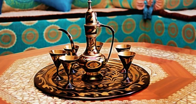 Wohnzimmer Accessoires Bringen Leben Ins Zimmer | Trend Wohnzimmer Im Marrakesch Stil Lifestyle4living