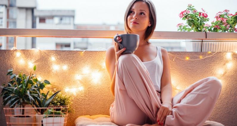 von bali bis paris zauberhafte balkon ideen lifestyle4living. Black Bedroom Furniture Sets. Home Design Ideas