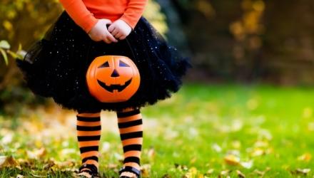 Halloween Deko Ideen für Wohnung, Garten & Balkon