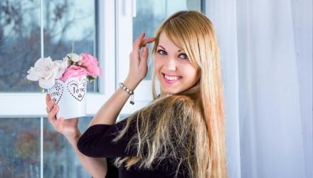 Vase oder Windlicht basteln – süße Deko dank Upcycling