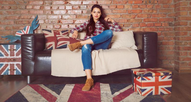 englischer landhausstil f r ihr zuhause lifestyle4living. Black Bedroom Furniture Sets. Home Design Ideas