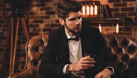 Einrichten im Boyfriend-Style: Maskuline Eleganz trifft raffinierte Lebendigkeit
