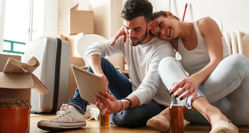 Zusammenziehen mit dem Partner | Lifestyle4Living-Blog